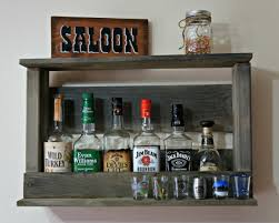 pallet liquor rack. Reclaimed Wood Wine Rack, Pallet Wall Rustic In 20 Cool Photos Of Liquor Rack A