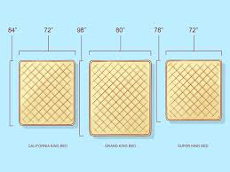 Width Of Queen Bed How To Measure Bed Size 10 Steps With Pictures Wikihow