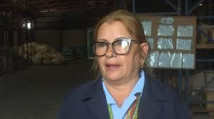 Mayda Díaz Pardo, especialista principal de Calidad. - Televisión Avileña