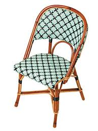 french cafe chairs rattan. maillot - quality handmade french bistro chairs popular in sidewalk bistros, fine home decor cafe rattan t