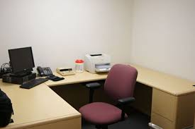 pictures of an office. an office of a coworker or another small area could be used temporarily for milk expression when needed pictures e