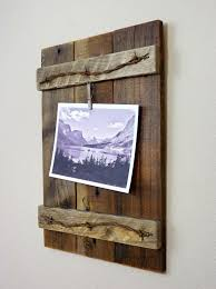 diy wood picture frame ideas awesome 7 best picture frams images on