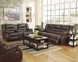 Reclining Living Room Sets Sea Reclining Sofa Espresso Bigs Furniture Store Las Vegas