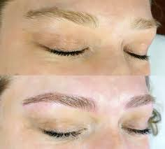 eyebrow microblading blonde hair. more: uh, lucy hale has changed her hair 13 times since 2012 eyebrow microblading blonde c