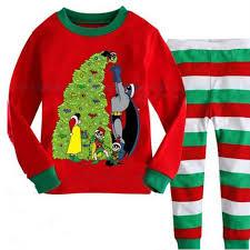 Aliexpress.com : Buy Kids Girls Christmas Pajamas Set Baby Girls ...