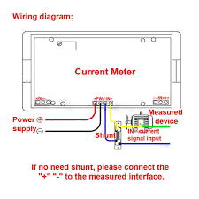 digital amp meter wiring diagram volt circuit ammeter wiringter and digital volt amp meter circuit diagram diagram digital volt amp meter wiring ammeter circuit physical in