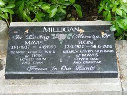 Mavis Milligan (1922-1995) - Find A Grave Memorial