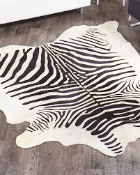 unsurpassed zebra cowhide rug add a dash of the exotic to home with this cow skin sanctionedviolencegear zebra cowhide rugs zebra cowhide rug