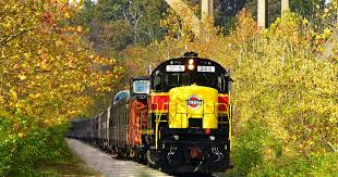 Fall Flyer All Aboard Fall Flyer Cuyahoga Valley Scenic Railroad