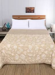 heavy winter quilts. Brilliant Heavy Cotton 120 GSM Beige Quilt With Heavy Winter Quilts