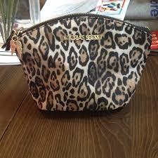 print makeup bag victorias secret leopard print makeup bag