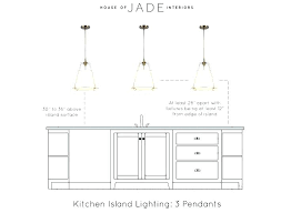how far apart should pendant lights be over an island pendant light spacing pendant light spacing