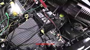 2000 dodge neon alternator wiring diagram wiring library 2000 dodge neon alternator wiring diagram