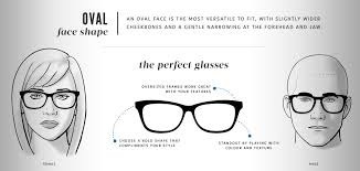 glasses for oval face
