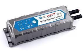Зарядное <b>устройство</b> 6/12В, 1А/4,5A <b>Battery Service Universal</b>, PL ...