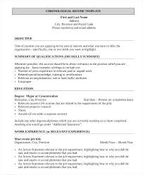Sample Resumes For First Job First Resume Sample First Resume