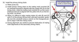 solved timing chain diagram for 2007 nissan maxima 3 5 sl fixya 2004 nissan maxima 3 5 sl timing chain points
