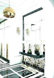 entryway mirrors