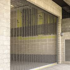 commercial security door. Available In The Size And Strength For Your Application, These Rolling Security Doors Are Ready To Go Madison WI Application. Commercial Door O
