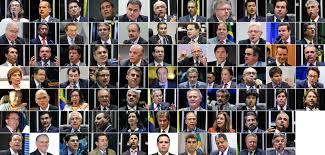 Resultado de imagem para deputados e senadores do PT