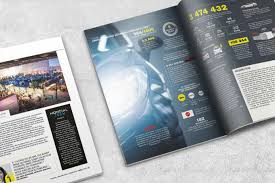 Design A Professional Magazine Layout Design By Solenegraphic33