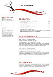hair stylist resume sample jennywashere resume examples for hairstylist - Resume  Examples For Hairstylist
