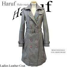 women s trench coat leather leather overcoats leather jacket leather leather riders jacket double leather coat m l