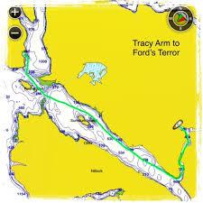 Southeast Alaska Chart To Alaska Beyond Great Island Boat Yard