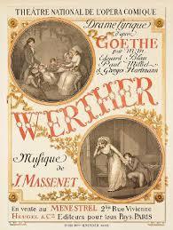 Resultado de imagen de goethe y werther