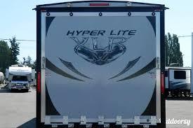 2016 forest river hyper lite xlr motor home toy hauler al in