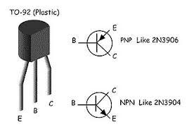 laser burglar alarm transistor pinout jpg
