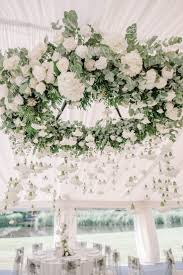 Country English Festzelt Garden Gown Hause Hochzeit