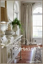 dining room curtains. DINING ROOM CURTAINS Dining Room Curtains D