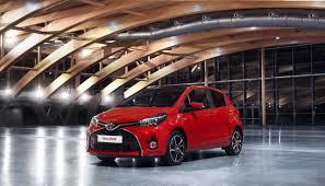 2016 Toyota Yaris and Verso Lose Diesel Engines in Europe As ...