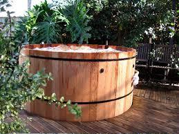 sunlander cedar hot tub 4