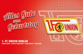 Home germany bundesliga video union berlin vs hertha berlin (bundesliga) highlights. Der 1 Fc Union Berlin Feiert Geburtstag Verein 1 Fc Union Berlin
