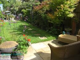Small Picture Best Small Back Garden Design Ideas Engineering Post With Trees