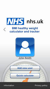 Bmi Chart Nhs For Nhs Bmi Calculator By Antbits Ltd