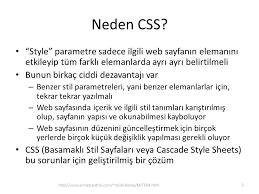 cascade style sheet it504 css basamaklı stil sayfaları ppt indir