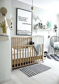 modern baby nursery furniture. Scandinavian Baby Furniture Awesome Modern Nursery And Prints Art Charlie