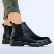 Make a classic addition to your footwear collection with our women's chelsea boots. Women S Black Ankle Boots By Designer Bernard De Wulf