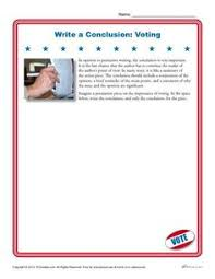 printable template to help students write conclusions students this printable worksheet helps high school students practice writing conclusions click to view