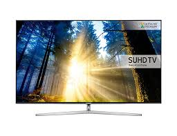 samsung tv 8 series. front black samsung tv 8 series e