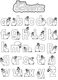 Kleurplaten Letters Kleurplaten Kleurplaatnl Intended For De