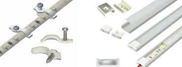 installing led flex strips mounting