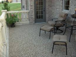 outside patio flooring outdoor patio rubber flooring