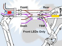 xr1200 leds front only schematic