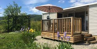 more information about ing a mobile home at the 4 star campsite les hauts de rosans