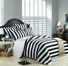 black and white striped comforter striped bedding sets black and white striped bedding black and white striped duvet cover bedding sets full queen king blue