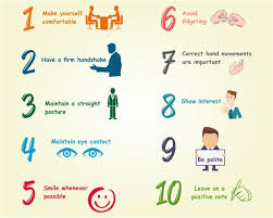 Tips For Interview Simple Body Language Tips For Your Next Job Interview